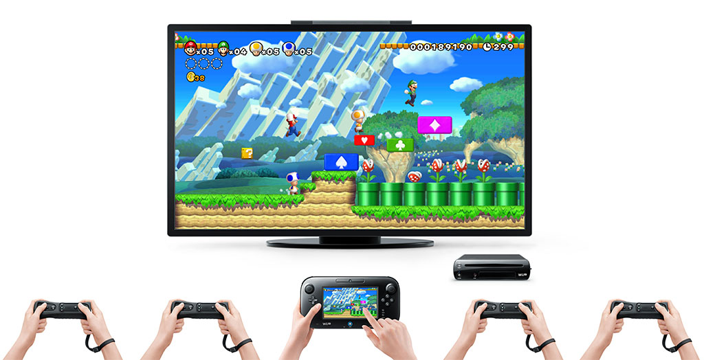 New Wii U Games : Nintendo s wii u ushers in new age of video games with