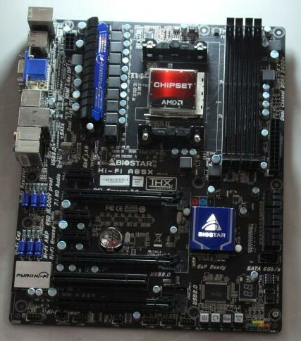 Biostar Hi-Fi A85X AMD Chipset Windows 8 X64