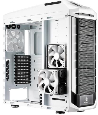 cooler master launches cm storm stryker case techpowerup
