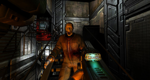 Doom 3 BFG Releases October 16th   TechPowerUp