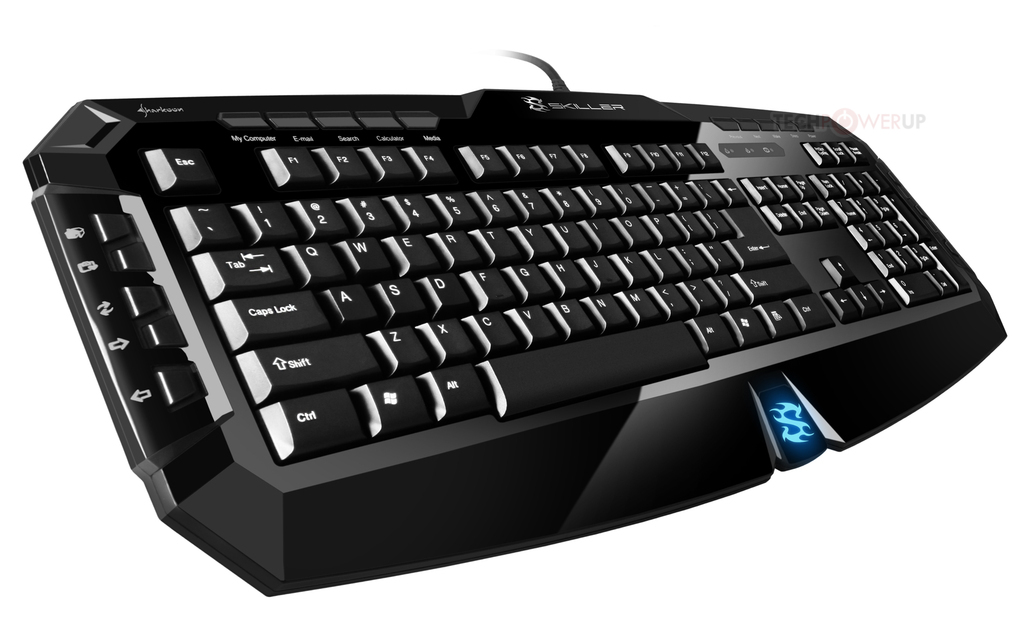 Rosewill RK-8100 USB Gaming Keyboard Driver UPDATE
