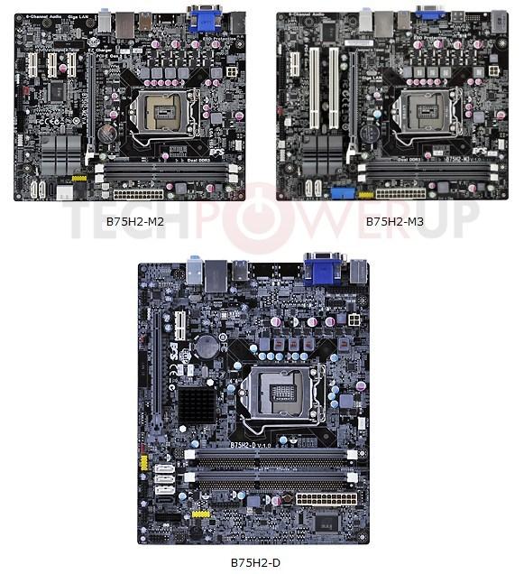 ECS B75H2-D Intel Management Engine Components 64Bit