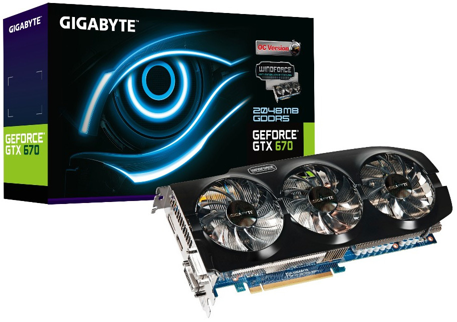 GIGABYTE Outs Corrective BIOS Update for GeForce GTX 670