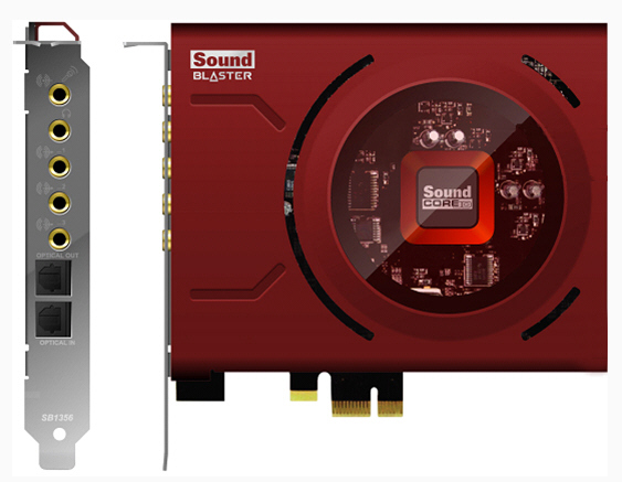 Creative Introduces the Sound Blaster Z-Series Sound Cards ...