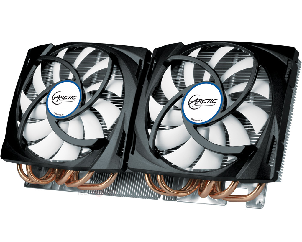 Arctic Unveils Accelero Twin Turbo 690 VGA Cooler for