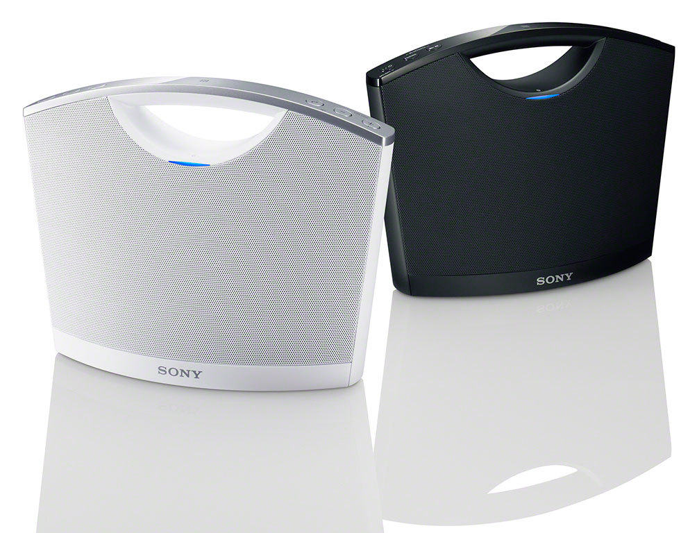 Sony Announces SRS-BTM8 NFC and Bluetooth Wireless Speaker
