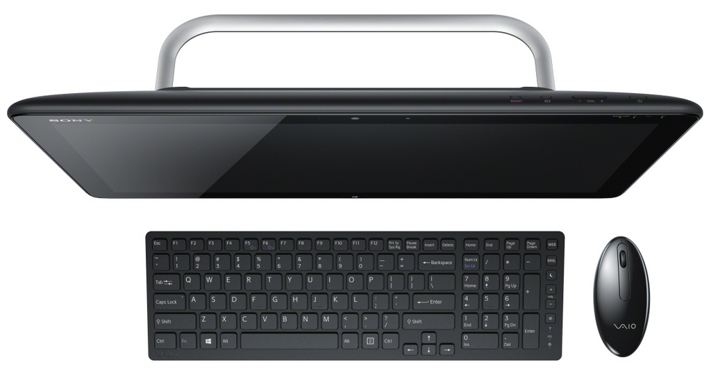 Sony Announces The Vaio Tap 20 Touch Pc Techpowerup Forums