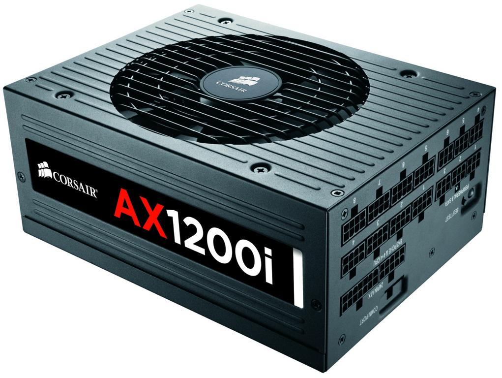 Corsair Announces Availability Of Ax1200i Digital Atx