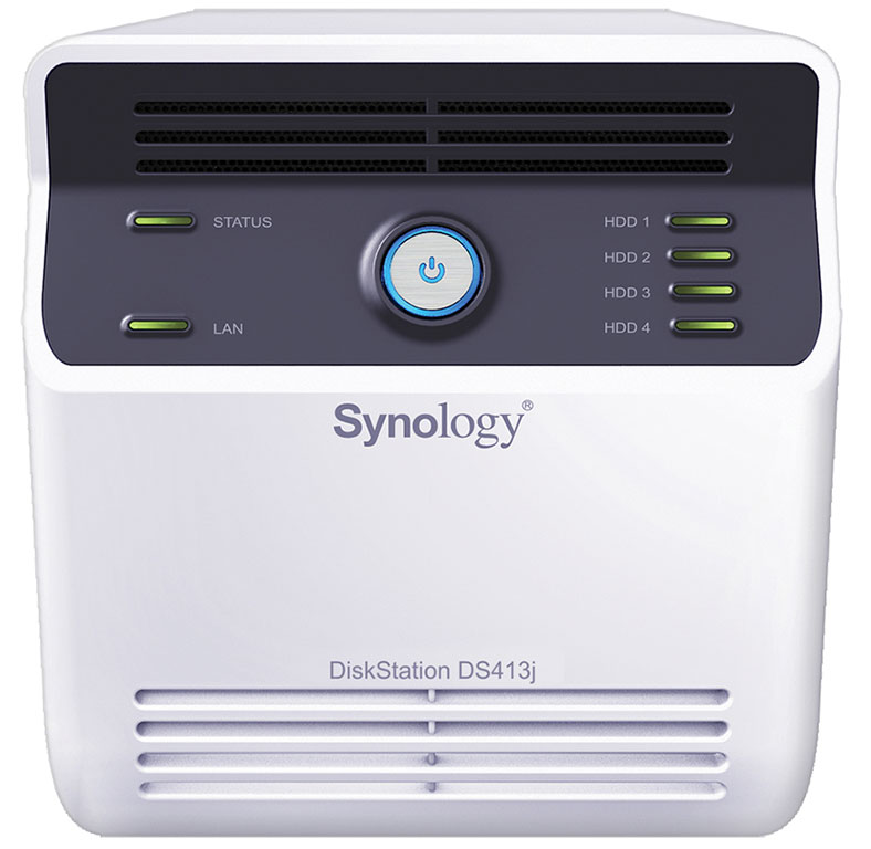 Synology Introduces Diskstation Ds413j Nas Techpowerup