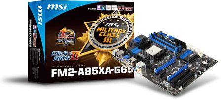 MSI A55M-P25 Super Charger Windows 8 X64