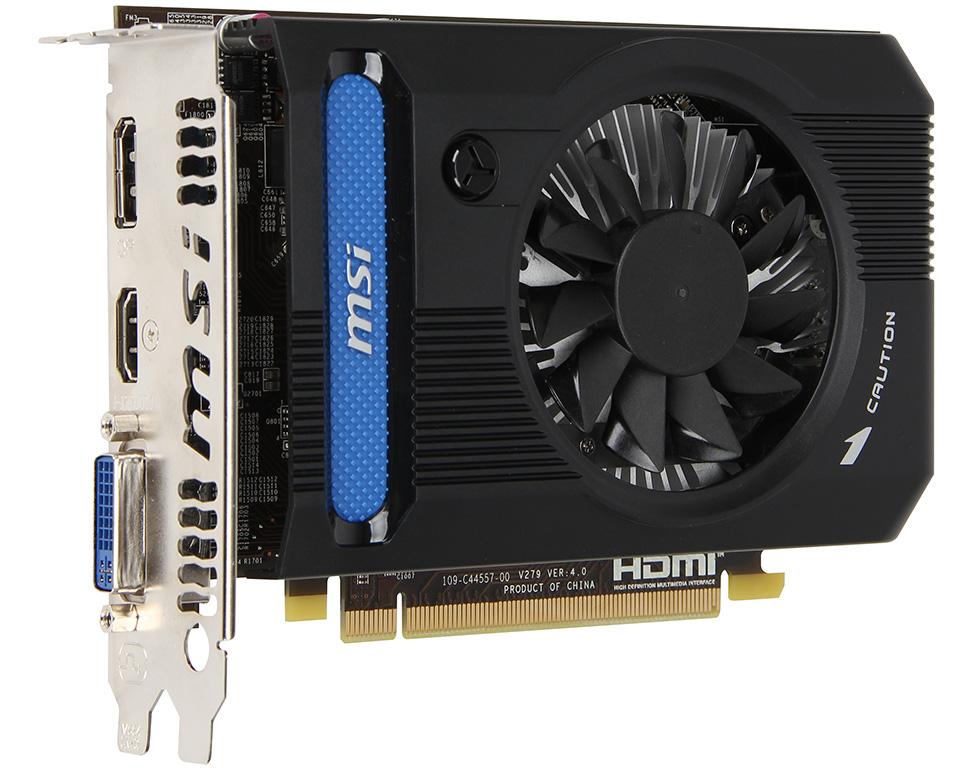 Pubg Radeon Hd 7750: MSI Announces New Radeon HD 7750 With 2 GB DDR3 Memory