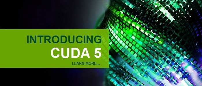 NVIDIA Releases CUDA 5 | TechPowerUp