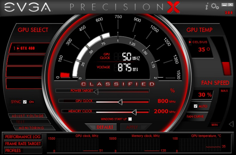 EVGA Rolls Out Precision X 3 0 4 | TechPowerUp