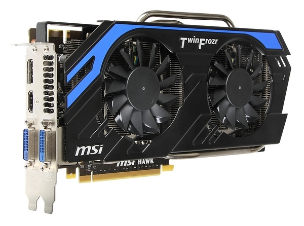 MSI GeForce GTX 660 HAWK Graphics Card Launched | TechPowerUp