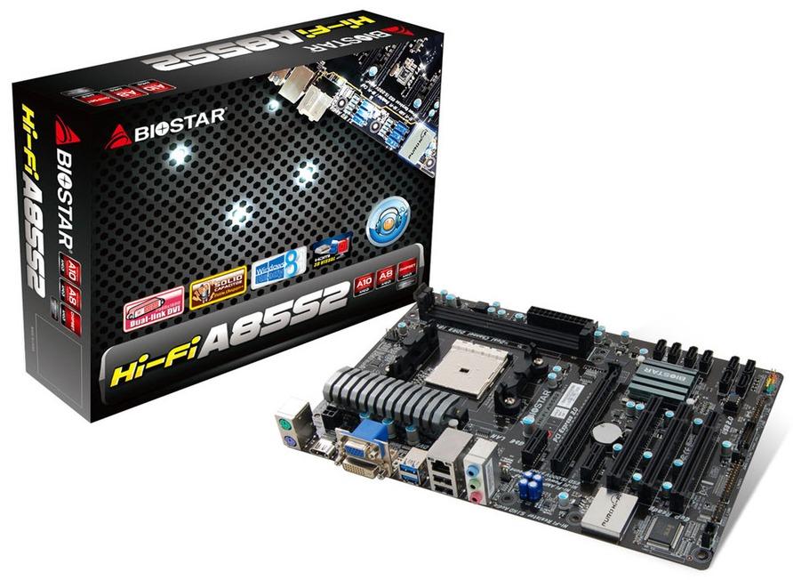 Drivers: Biostar TZ68K+ Ver. 6.x BIO-Remote