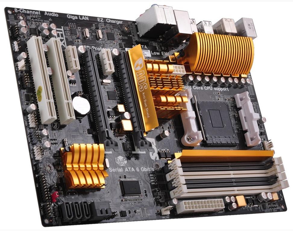 ECS A970M-A DELUXE AMD AHCI Drivers Windows