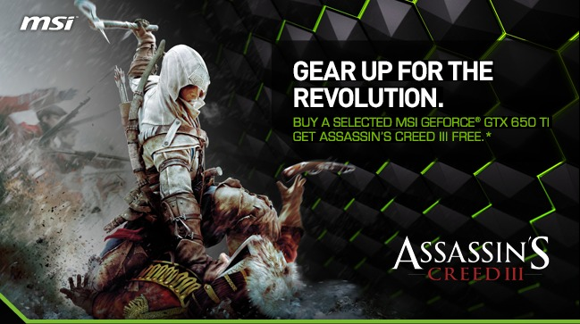 Assassin's creed 3 hook up power
