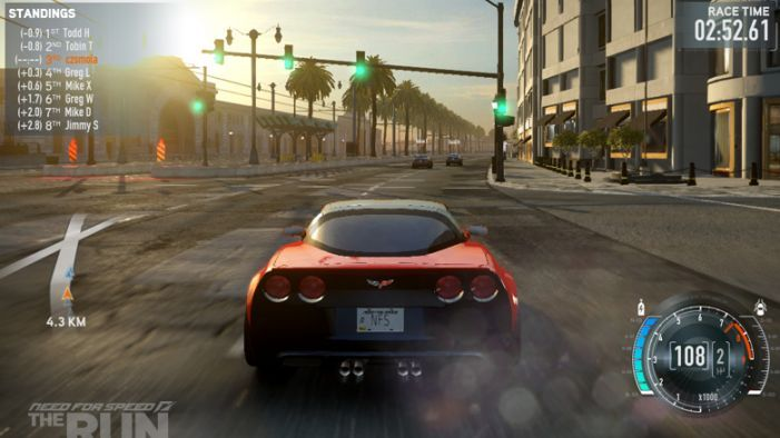 Need for speed most wanted races on to retail shelves today techpowerup