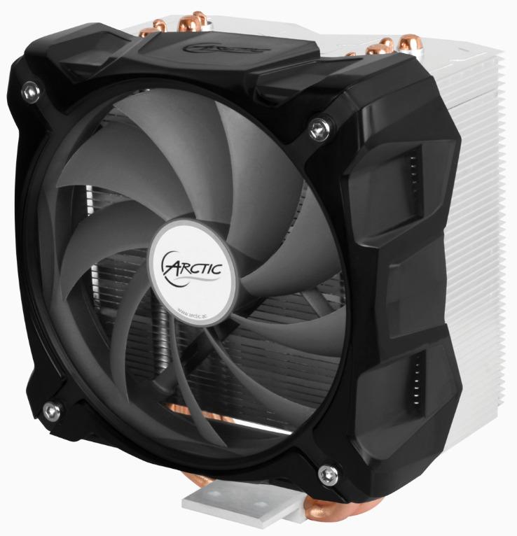Arctic Debuts The Freezer I30 Co Cpu Cooler Techpowerup