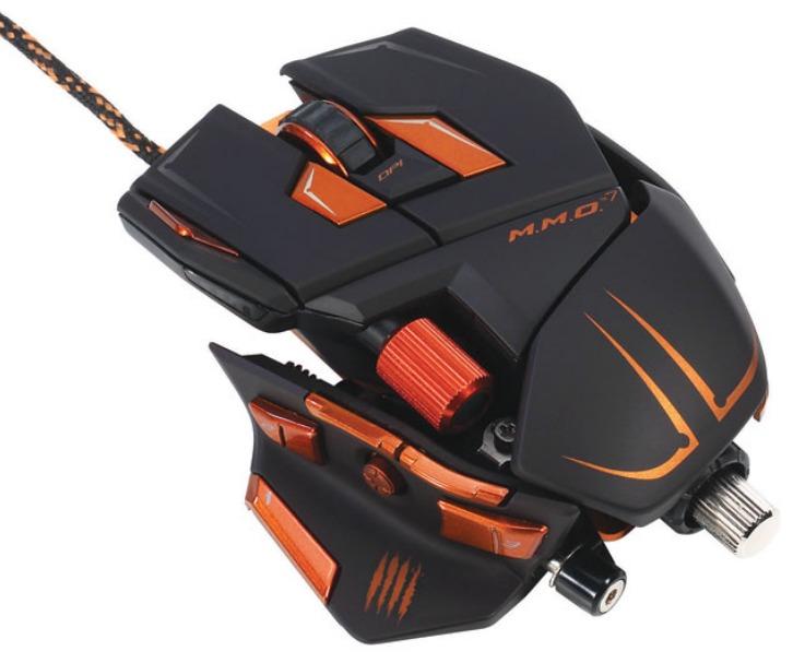 Cyborg RAT7 Mouse USB driver  DriverDouble