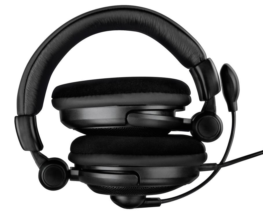 Speedlink-shop   medusa 5. 1 true surround headset usb, black.