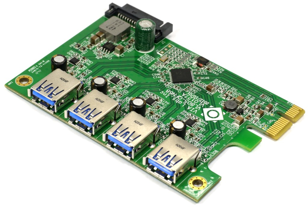VIA Labs Announces Two New USB 3 0 Host Controllers, VIA