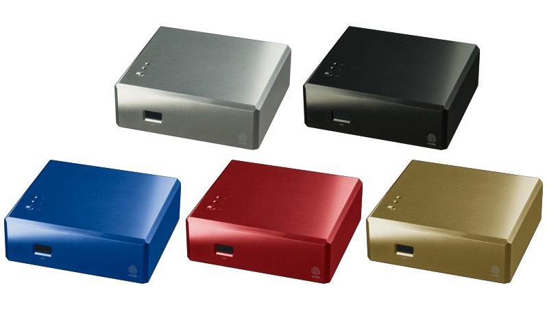 Abee Unveils Colorful and Shiny Replacement Cases for Intel NUC