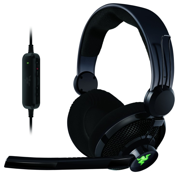 Razer Carcharias Headset Redesigned for the Xbox 360 | TechPowerUp