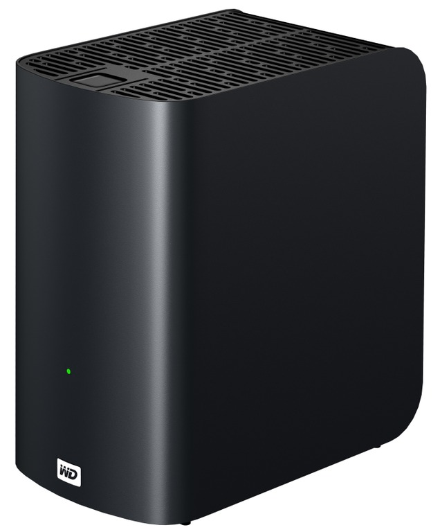 Western Digital Ups My Book Live Duo Capacity to 8 TB