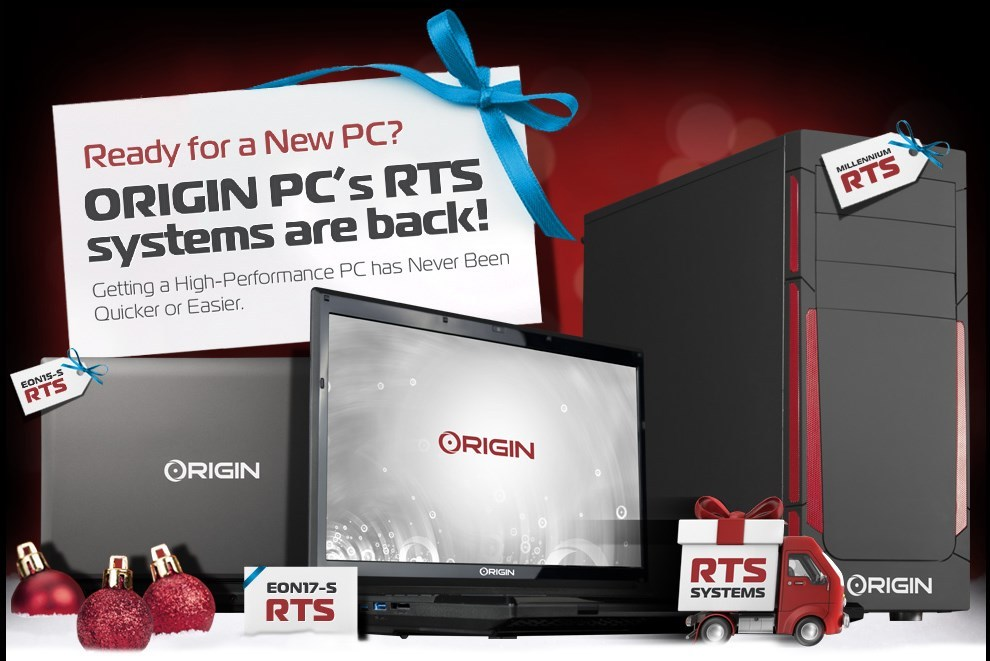 7b5a9fbabe386 ORIGIN PC Launches A New Line of Ready-To-Ship (RTS) Systems ...