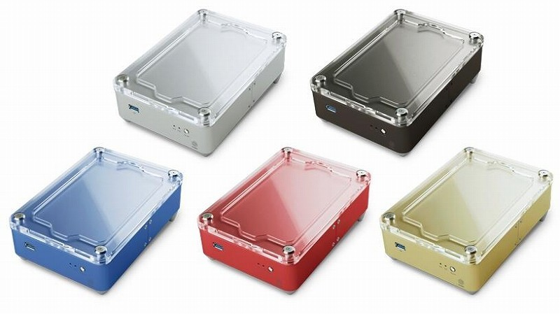 Abee Debuts Two More Intel NUC Replacement Cases   TechPowerUp