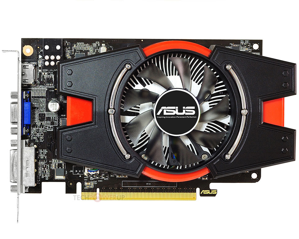 Asus Rolls Out A Pair Of Energy Efficient Geforce Gtx 650