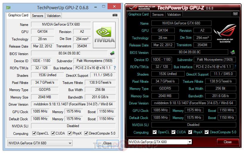 Gpu z 0.6.8 repack by loginvovchyk
