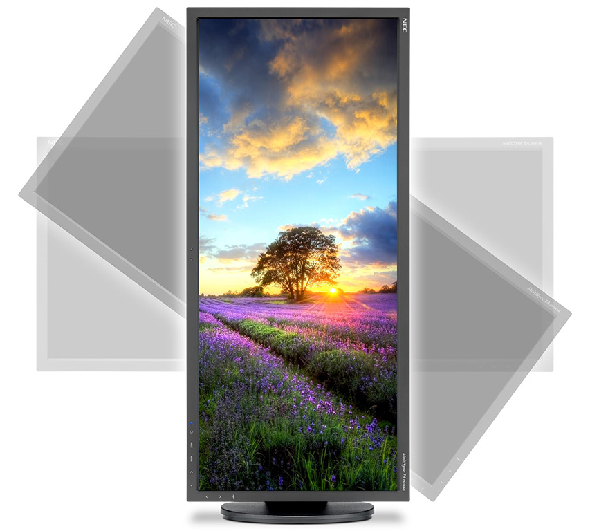 Nec Display Solutions Debuts 29 Inch Ultra Wide Led