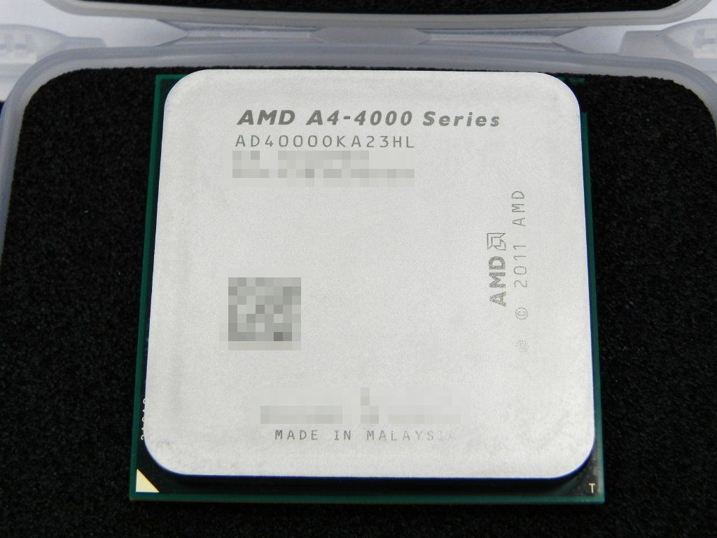 AMD Richland Desktop APUs Pictured, Coming This June   TechPowerUp