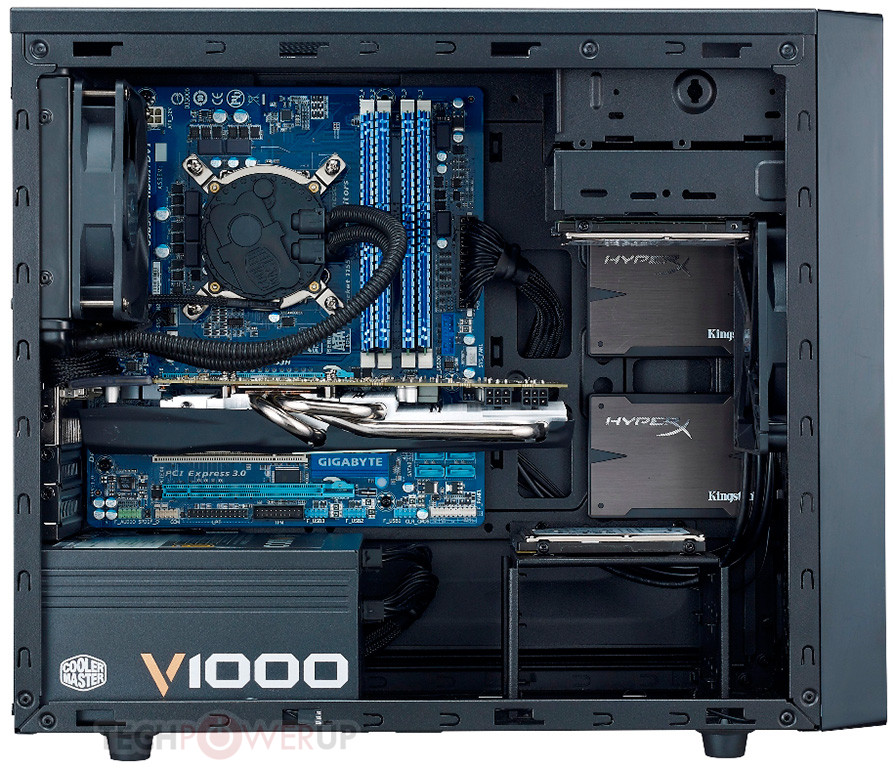 Cooler Master Announces N200 N400 And N600 Cases