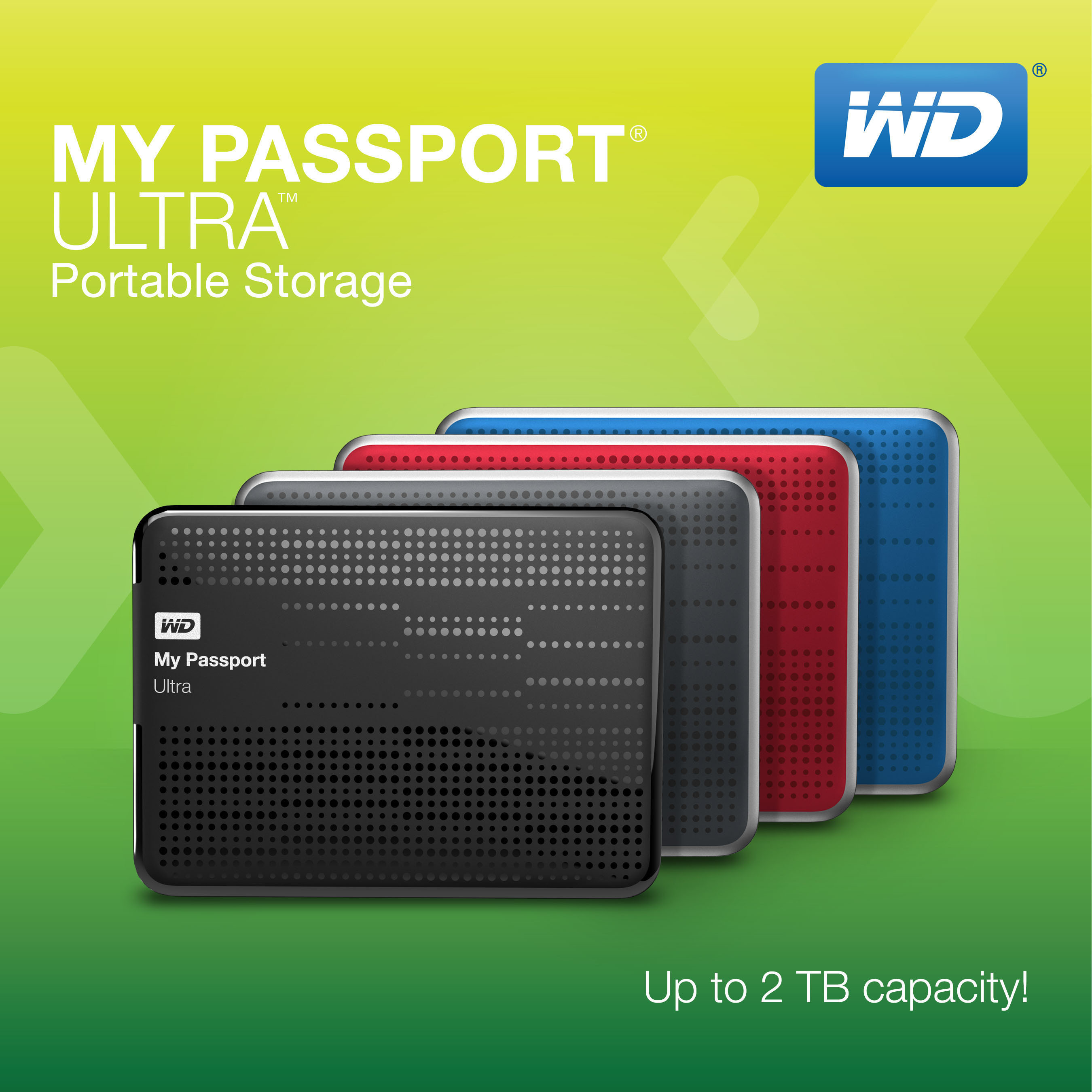 wd announces my passport ultra techpowerup. Black Bedroom Furniture Sets. Home Design Ideas