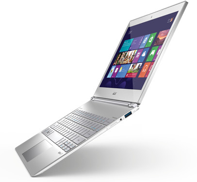 Acer Enhances its Flagship Ultrabook, the Aspire S7