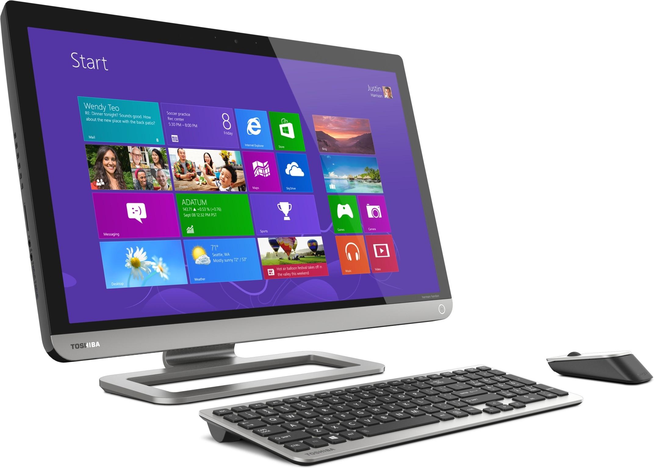 Toshiba Unveils Powerful Entertainment PCs - TechPowerUp ...