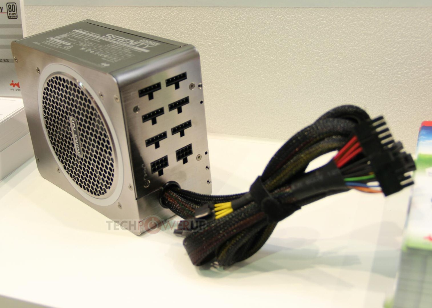 In Win Shows Off Serenity Series PSUs   TechPowerUp