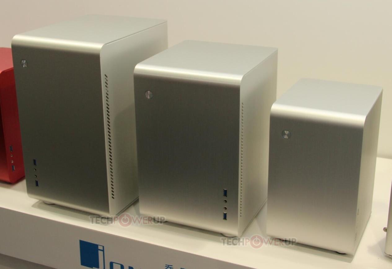 Jonsbo Unveils Trio of Windowed Mini-ITX Aluminum Cases ...