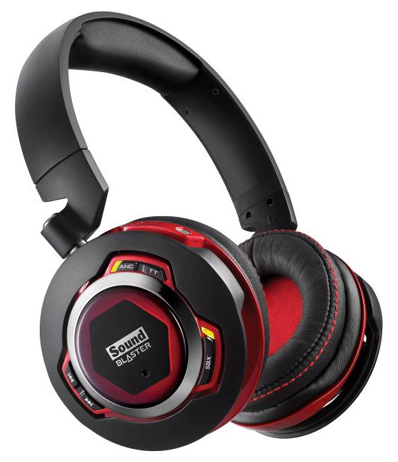 Creative Introduces the Sound Blaster EVO Series Headsets | TechPowerUp Forums