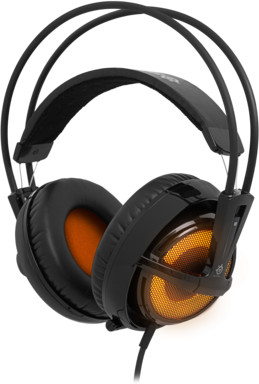 Steelseries siberia v2 usb full-size headset limited edition.