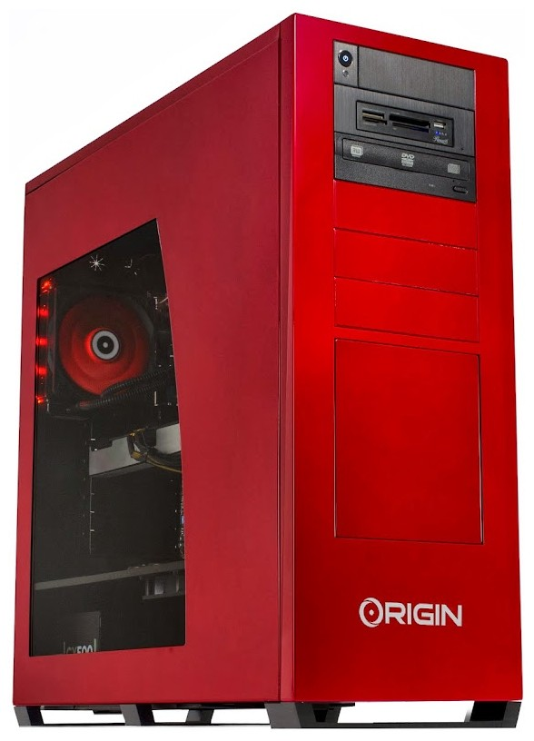 Origin Pc Adds Amd Fx 9590 To Its Cpu Choices Techpowerup