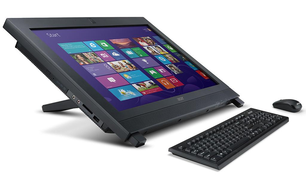 Acer Announces Veriton Z Series 20 Inch Class Aio Desktop