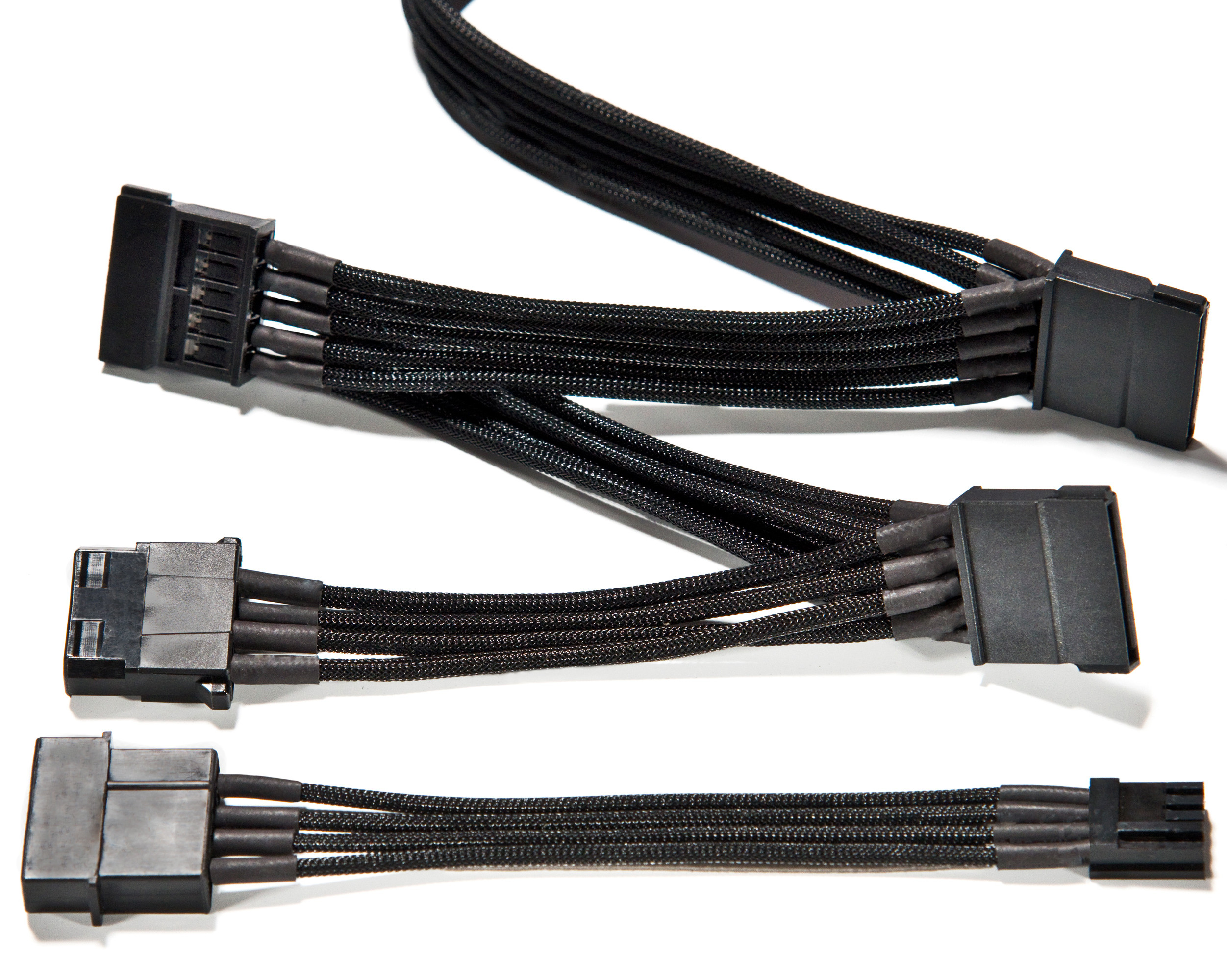 Be Quiet! Releases Premium Sleeved Power Cable | TechPowerUp