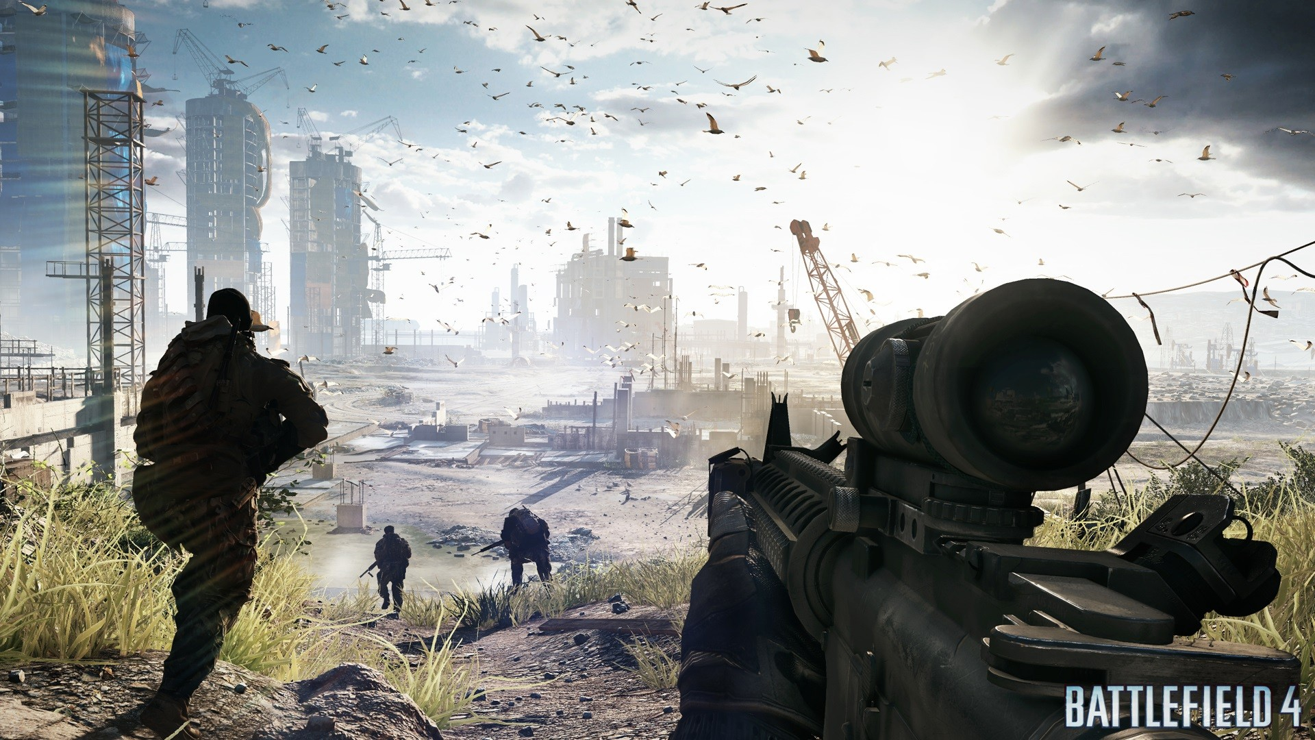 could Battlefield games