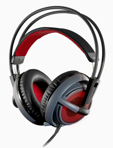 01b34f930d9 The SteelSeries Siberia v2 Illuminated Gaming Headset Dota 2 Special  Edition - $119.99 Combining lightweight comfort and an optimized soundscape  with ...