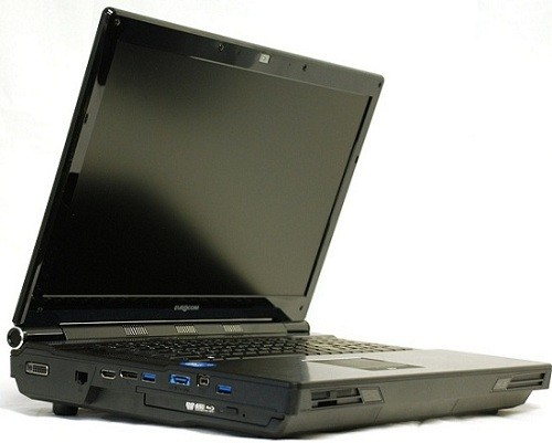 Eurocom Breaks 6 TB Laptop Storage Barrier With Its Panther