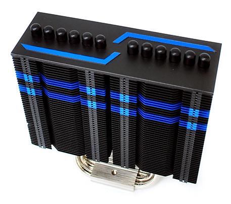 Prolimatech Unveils The Blue Series Armageddon Cpu Cooler